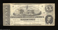 Confederate Notes:1862 Issues, T51 $20 1862. Even wear is seen on this $20 that sports an ...