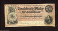 Confederate Notes:1864 Issues, T64 $500 1864. This D-note sports the redder tint and it ...