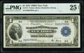 Fr. 712 $1 1918 Federal Reserve Bank Note PMG Very Fine 25 EPQ