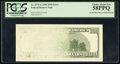 Insufficient Inking of Back Printing Error Fr. 2175-G $100 1996 Federal Reserve Note. PCGS Choice About New 58PPQ