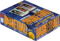 Basketball Cards:Unopened Packs/Display Boxes, 1980 Topps Basketball Wax Box With 36 Unopened Packs - Bir...