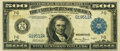 Fr. 1132-G $500 1918 Federal Reserve Note PMG Very Fine 30