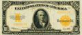 Fr. 1173 $10 1922 Gold Certificate PMG Choice About Unc 58 EPQ