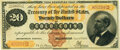Large Size:Gold Certificates, Fr. 1176 $20 1882 Gold Certificate PMG Choice Very Fine 35.. ...