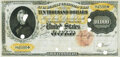 Fr. 1225b $10,000 1900 Gold Certificate PMG About Uncirculated 53