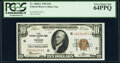 Fr. 1860-G $10 1929 Federal Reserve Bank Note. PCGS Very Choice New 64PPQ