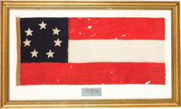 Confederate 1st National Pattern Flag