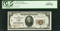 Fr. 1870-G $20 1929 Federal Reserve Bank Note. PCGS Gem New 65PPQ
