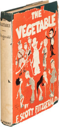 Books:Signed Editions, F. Scott Fitzgerald. The Vegetable. Or, from President to Postman. New York: Charles Scribner's Sons, 1923. Firs...