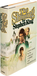 Books:Signed Editions, Stephen King. The Shining. Garden City: Doubleday & Co., Inc., 1977. First edition. Signed and inscribed by the au...