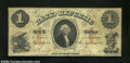 Obsoletes By State:Rhode Island, Providence, RI- Bank of the Republic $1 July 30, 1855