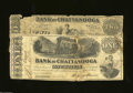 Obsoletes By State:Tennessee, Chattanooga, TN - Bank of Chattanooga $1 Jan. 4, 1863; $2 ... (2 notes)
