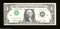 Error Notes:Inverted Third Printings, Fr. 1908-L $1 1974 Federal Reserve Note. Very Fine-Extremely ...