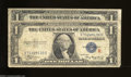 """Small Size:Silver Certificates, Fr. 1609/1610 $1 1935A """"R"""" and """"S"""" Silver Certificate Pair. ... (2 notes)"""