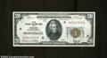 Small Size:Federal Reserve Bank Notes, Fr. 1870-A $20 1929 Federal Reserve Bank Note. Extremely ...