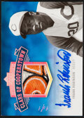 Baseball Cards:Singles (1970-Now), 2005 Upper Deck Hall of Fame Class of Cooperstown Frank Ro...
