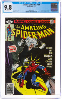 The Amazing Spider-Man #194 (Marvel, 1979) CGC NM/MT 9.8 White pages