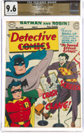 Golden Age (1938-1955):Superhero, Detective Comics #149 The Promise Collection Pedigree (DC, 1949) CGC NM+ 9.6 Off-white to white pages....