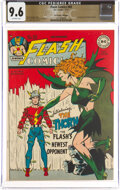 Golden Age (1938-1955):Superhero, Flash Comics #89 The Promise Collection Pedigree (DC, 1947) CGC NM+ 9.6 Off-white pages....