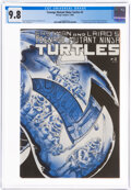 Teenage Mutant Ninja Turtles #2 (Mirage Studios, 1984) CGC NM/MT 9.8 Off-white to white pages