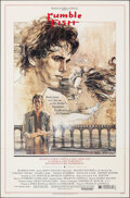 "Movie Posters:Drama, Rumble Fish (Universal, 1983). Folded, Fine/Very Fine. One Sheet (27"" X 41"") John Solie Artwork. Drama.. ..."
