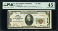 New Orleans, LA - $20 1929 Ty. 2 Whitney National Bank Ch. # 3069 PMG Choice Extremely Fine 45 EPQ