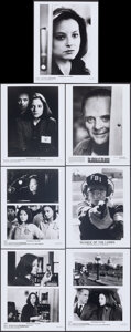 """Movie Posters:Thriller, The Silence of the Lambs (Orion, 1991). Overall: Very Fine+. Photos (23) (8"""" X 10""""). Thriller.. ... (Total: 23 Item..."""