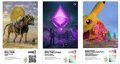 Beeple (b. 1981) The Everydays - The 2020 Collection (three works), 2020 Non-fungible token (MP4)