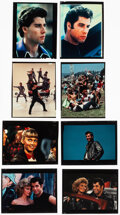 """Movie Posters:Musical, Grease (Paramount, 1978). Very Fine. Color Transparencies (15) (4"""" X 5""""). Musical.. ... (Total: 15 Items)"""