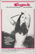 """Movie Posters:Adult, Eugenie (Distinction, 1970). Folded, Very Fine-. One Sheet (27"""" X 41""""). Adult.. ..."""