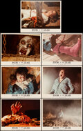 """Movie Posters:Horror, The Evil Dead (New Line, 1981). Fine/Very Fine. Mini Lobby Cards (12) (8"""" X 10"""") Alternate Title: Book of the Dead. Horr... (Total: 12 Items)"""