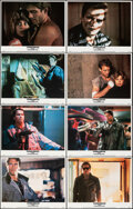 """Movie Posters:Science Fiction, The Terminator (Orion, 1984). Mint. Lobby Card Set of 8 (11"""" X 14""""). Science Fiction.. ... (Total: 8 Items)"""