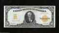 Large Size:Gold Certificates, Fr. 1172 $10 1907 Gold Certificate Very Fine-Extremely Fine.