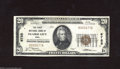 National Bank Notes:Iowa, Prairie City, IA - $20 1929 Ty. 1 The First NB Ch. # ...