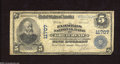National Bank Notes:Kansas, Great Bend, KS - $5 1902 Plain Back Fr. 607 The Farmers ...