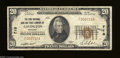 National Bank Notes:Kentucky, Covington, KY - $20 1929 Ty. 1 The First NB & TC Ch. # ...