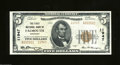 National Bank Notes:Kentucky, Falmouth, KY - $5 1929 Ty. 2 The First NB Ch. # 11947
