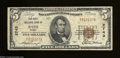 National Bank Notes:Maine, Bath, ME - $5 1929 Ty. 1 The First NB Ch. # 2743