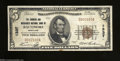 National Bank Notes:Maryland, Baltimore, MD - $5 1929 Ty. 1 The Farmers & Merchants NB ...