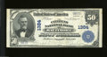 National Bank Notes:Maryland, Baltimore, MD - $50 1902 Plain Back Fr. 675 The Citizens ...