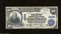 National Bank Notes:Pennsylvania, Pittsburgh, PA - $10 1902 Plain Back Fr. 631 The Diamond ...