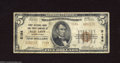 National Bank Notes:Pennsylvania, Red Lion, PA - $5 1929 Ty. 1 The Red Lion First NB Ch. ...