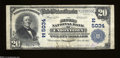 National Bank Notes:Pennsylvania, Uniontown, PA - $20 1902 Plain Back Fr. 658 The Second ...
