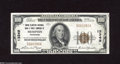 National Bank Notes:Tennessee, Memphis, TN - $100 1929 Ty. 1 Union Planters NB & TC ...