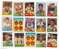 Baseball Cards:Sets, Baseball 1963 Topps Baseball Set (576ct.) VG/EX UnCertified.