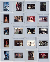 """Logan's Run (MGM, 1976). Very Fine. Color Slides (20) (2"""" X 2""""). Science Fiction. ... (Total: 20 Items)"""