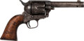 Handguns:Single Action Revolver, Very Early Colt Civilian Single Action Army Revolver.