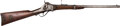 Long Guns:Single Shot, Sharps New Model 1863 Saddle Ring Carbine Attributed to Indian Tall Bull at the Battle of Little Bighorn....