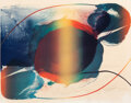 Prints & Multiples, Paul Jenkins (1923-2012). Untitled IV, circa 1973. Screenprint in colors on wove paper. 21 x 26-1/2 inches (53.3 x 67.3 ...