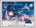 """Movie Posters:Science Fiction, Star Wars (20th Century Fox, 1977). Rolled, Very Good/Fine. Half Sheet (22"""" X 28"""") Tom Jung Artwork. Science Fiction...."""